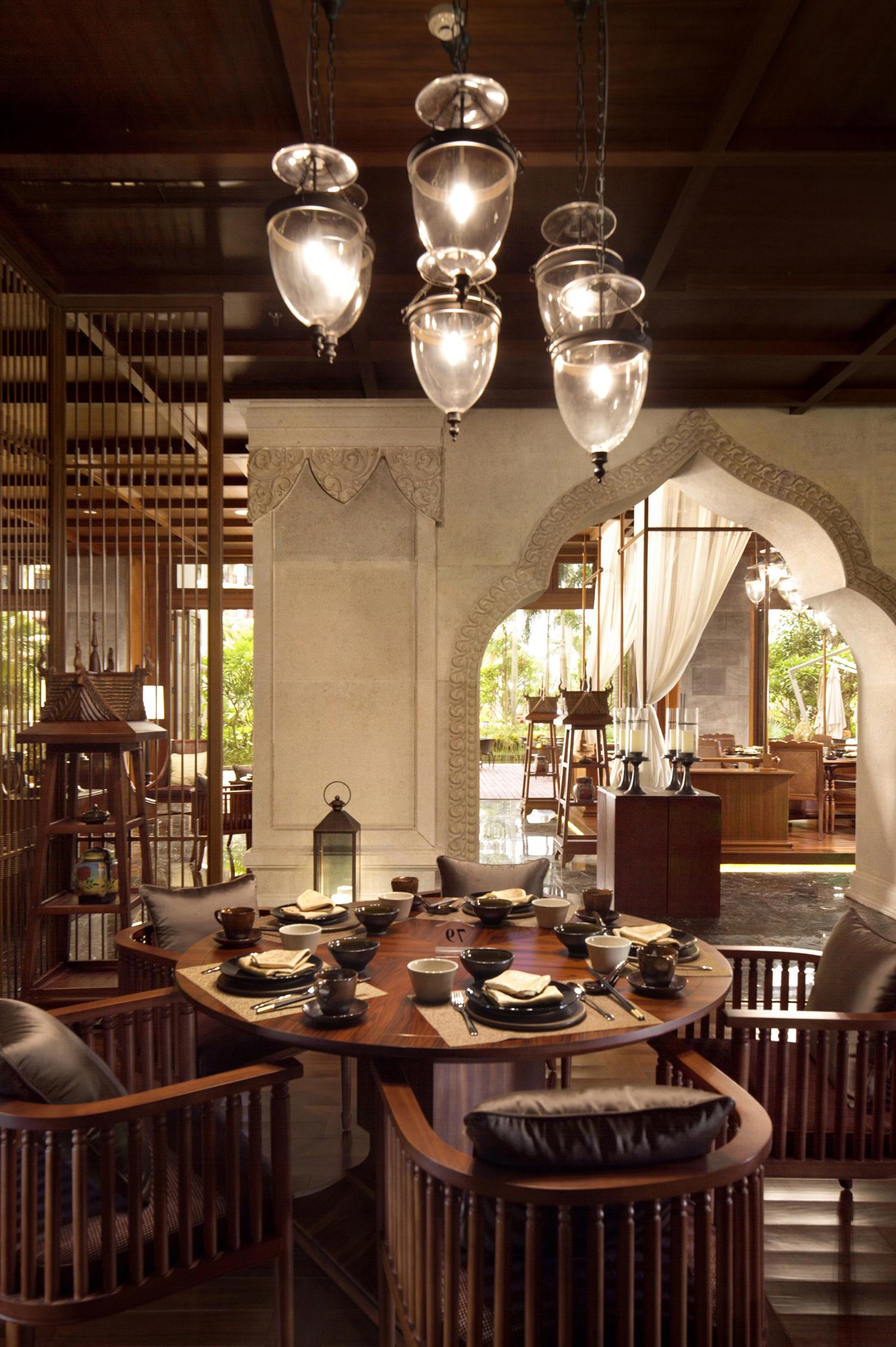 云南西双版纳喜来登度假酒店-特色餐厅